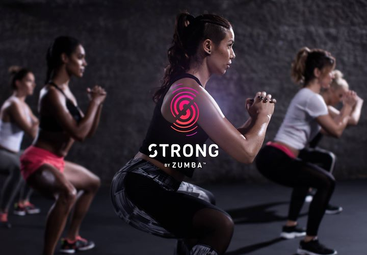 Gib alles mit STRONG by Zumba